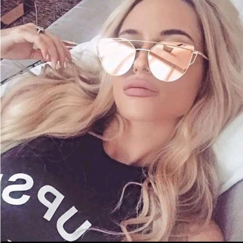 f9a5f7655e Anteojos De Sol, Lentes Gafas Mujer Espejados Moda 2019 en venta en Lanús  Bs.As. G.B.A. Sur por sólo $ 799,00 - CompraMais.net Argentina