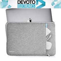 Funda Bolso Macbook Pro 15 15.5 Tomtoc Apple Devoto Stock Ya