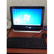 Pc All In One, Compac Presario Cq1. Excelente Estado.