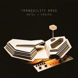 Arctic Monkeys Tranquility Base Vinilo Transparente Limitado