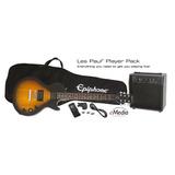Guitarra Epiphone Les Paul Players Pack