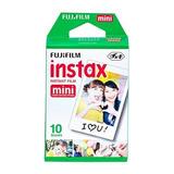 10 Fotos. 1 Rollo Fujifilm Instax Mini Polaroid Instant Lomo