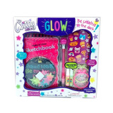 Witty Girls Block Dibujo Sketchbook Glow In Dark 262 Full