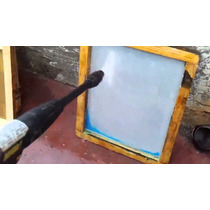 Quita Emulsion Serigrafia En Polvo X 100 Gramos Concentrado