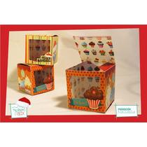 Cajas Personalizadas / Navidad / Año Nuevo / Cupcake /muffin