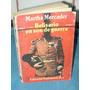 Libro Belisario En Son De Guerra Martha Mercader