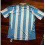 Camiseta Argentina Hombre