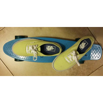Zapatillas Vans Authentic Yellow Lime