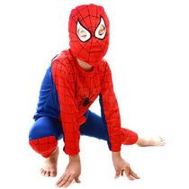 Disfraz Spiderman Hombre Araña - Niños Talles - S M L