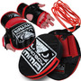 Bad Boy Sparring Kit Guantes,soga,focos Venum Tapout Ufc