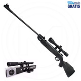 Rifle Aire Comprimido Rex 2018 5,5 + Mira + Import. Directo