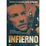 Infierno Jean Claude Van Damme Sbp Dvd