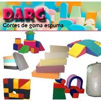 Placas De Goma Espuma - Copos De Goma Espuma