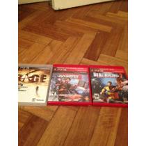 Combo De Juegos/juegos Individuales/ps3