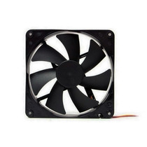 Cooler Fan Ventilador 140x140x25mm 2100-1400-1000rpm 3 Pines