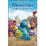 Disney Pixar Presenta Dvd Monster University $99.90