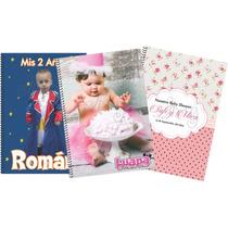Libro De Firmas Personalizado Cumpleaños Babyshower Bautismo