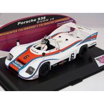 Spirit Porsche Ganador Monza 1/32 Para Pistas Scx Slot Sport