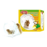 Bola Para Hamsters O Erizo Mediana 17 Cm Diametro