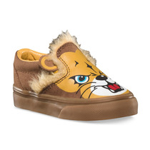 Zapatillas Vans Slip On Kids Mod Fur Lion Munro