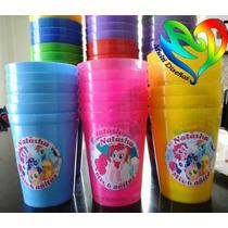 Vasos De Plástico Personalizados Irrompibles