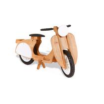 Bicicleta Niño/niña. Vespata Camicleta De Inicio De Madera