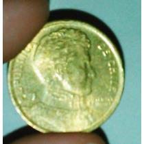 Moneda 10 Pesos Chilenos 2005
