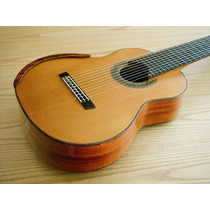 Guitarra Clásica De 10 Cuerdas Ricardo Louzao 2003