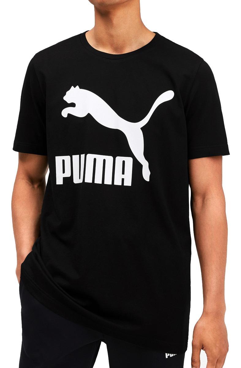 Remera Puma Moda Classics Logo Hombre Ng
