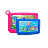 Tablet Para Chicos Android Niños Kids Wifi Anti Golpes!