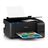 Impresora Sistema Continuo Epson Multifuncion Escaner Usb