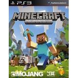Minecraft Ps3 Digital || Español | Oferta Ps3 | Juego Niños