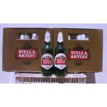 Cajones De Envases De Cerveza Stella Artois