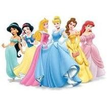 Disfraz De Princesas Sirenita, Aurora Y Bella