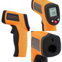 Termometro Infrarojo Con Guia De Puntero Laser -50º A 380º