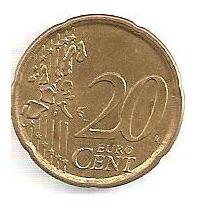 España 20 Centavos De Euro