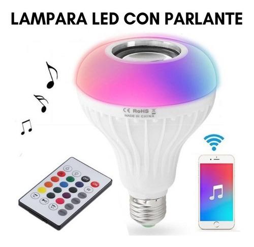 Led San 220vparlante Foco Rgb En Bluetooth Lampara Venta Oferta tdQrxsCh