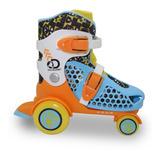 Rollers Patines Para Niños Discovery Kids 4 Ruedas