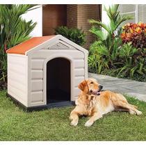 Cucha Grande - Casa De Perro Plastica Rimax - Termica
