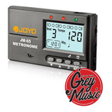 Metrònomo Digital Compacto Joyo Jm-65 C/ Clip