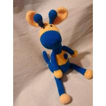 Jirafa Crochet Animalitos Amigurumi El Cristal Encantado