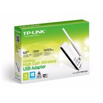 Adaptador Inalambrico Wifi Usb Tp-link 150mb Tl-wn722n