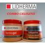 Celluporine Lidherma + Termogel Lidherma + Envios Gratis