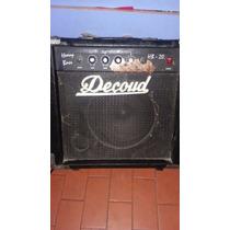 Vendo O Permuto Amplificador De Bajo Decuod Hd 20