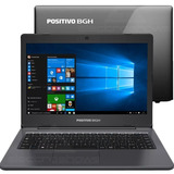 Notebook Positivo Bgh Intel Core I7 1 Tb 4gb Ram Intel Hd