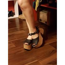 5e95a9d7 Calzado De Mujer Lola Roca, Base Goma Eva, Sandalia Original