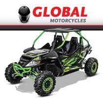 Arctic-cat - Wildcat X Ltd - Lanzamiento-global Motorcycles