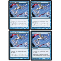 Cartas Magic: 4 Favorable Winds (vientos Favorables) Nmint!