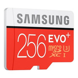 Tarjeta De Memoria Samsung Mb-mc256da/am Evo Plus 256gb