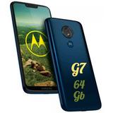 Motorola Moto G7 Power(2019) 64gb 4gb Ram 5000 Mha + Funda